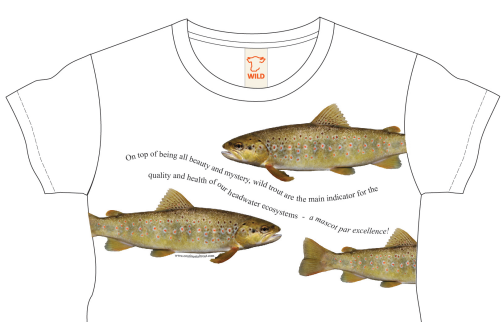 Continental Trout Tshirts 2